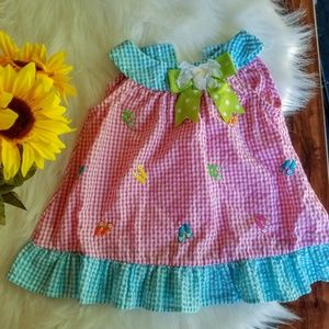 Baby girl summer dress / cute /beach /style outfit